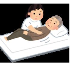 床ずれの予防と処置